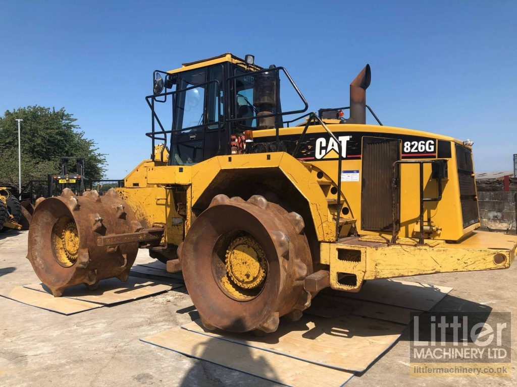 Used Plant Machinery For Sale or Rental from Littler Machinery