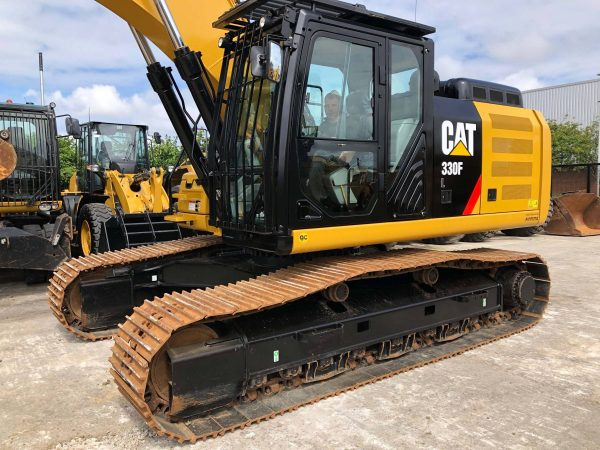For Sale: 2018 CAT 330 FL Track Excavators from Littler