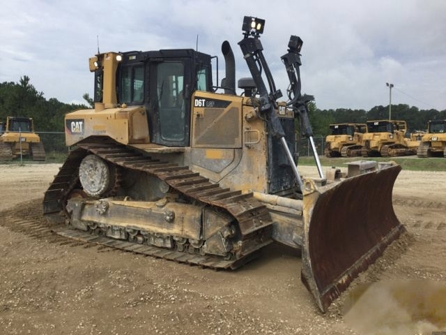 For Sale: 2015 CAT D6T LGP VPAT Track Type Tractors from