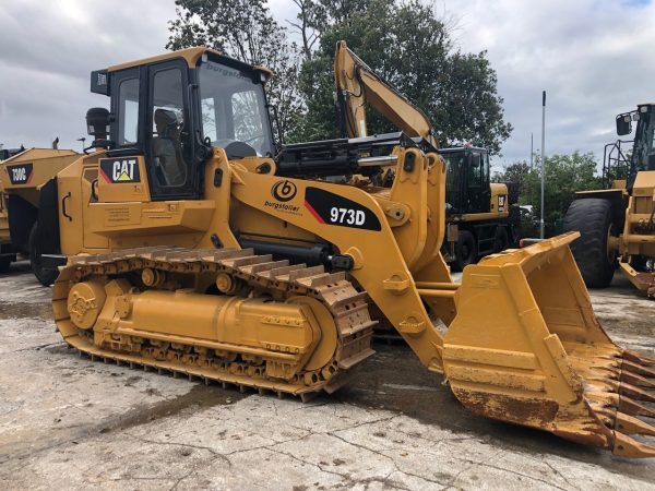 Cat 973D For Sale